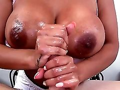 Kiara Mia And Her Massive Jugs Are The Lead Role In This Point Of View Tugjob Movie. Shes Got That Dick Nice And Oiled And Hard As A Mo Fo. Love This