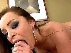 Liza Del Sierra Stimulates Her Poon With A Massager And Gets Jonni Darkkos Woo With Hot Desire
