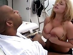 This Buxom Beauty Is A True Big Black Cock Paramour And She Knows How To Give Good Head