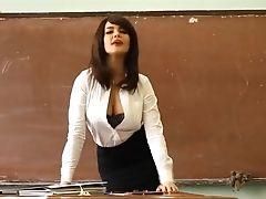 Dasha Astafieva - Sexy Ukrainian Tutor