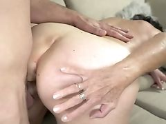 Brief Haired Matures Old Biotch Hettie Is Fucked Rear End And Missionary Hard
