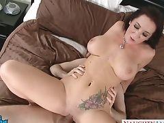 Memorable Fucky-fucky Joy With Sista's Hot Friend Jayden Jaymes