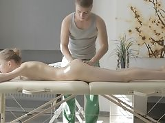 Erotic Sexual Practice With Pallid Chick Sofia Russo