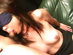 Japanese Female Blinded And Fucked By A Horny Stranger. Hd