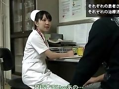 Genuine Internal Cumshot Intercourse With Hospital Nurses Two