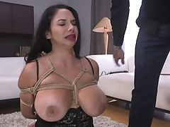 Breast Restriction And Wild Mouthfuck Are Both Included For Missy Martinez