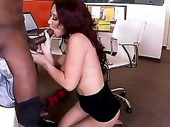 Hot And Dangerous Cougar Whose Name Is Jayden Jaymes Inhales A Big Manhood And Gets Pleasure