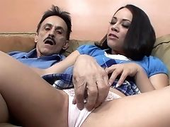 Exotic Kristina Rose Gives The Matures Dude A Time Of His Life