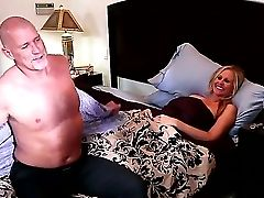 Attractive Big Racked Mummy Julia Ann