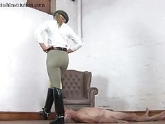 Underneath Her Boots. Utter Clip.
