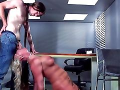 Top Rated Gonzo Office Porno Along Staggering Phoenix Marie
