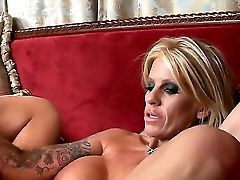 Matures Ex-sex Industry Star Olivia Desires To Be So Sexy And Beautiful Like She Was, But Its Unlikely. She Fucks With A Stud, Who Hates Teenage First