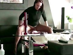 German Cougar Hooker In Nylon Get Fuck