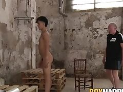 Subordinated Youngster Maxxie Rivers Takes Bum Spanking From Dom|38::hd,63::faggot,1921::restraint Bondage,2001::infatuation,2111::rough Fuckfest,2141