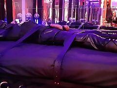 Missladytina, Cock And Ball Torture, Nylon, Tying, , Herrin, Female Dominance