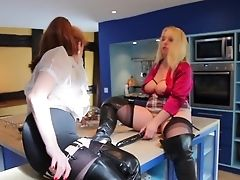 Crimson Xxx And Lucy Gresty Are Back At It Again