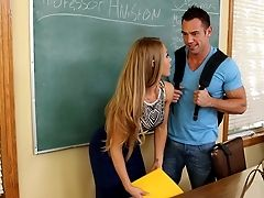 Hot For Instructor
