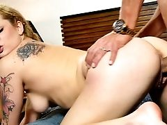 You Have No Clue How Good This Sexy Blonde Is In Couch