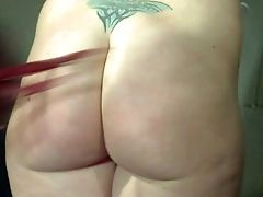 Anita Blue Is A Blonde-haired Naked Sub Damsel That Gets