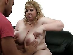 Blonde Angelynne Hart Fulfills Her Sexual Desires With Dudes Schlong In Her Mouth