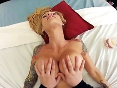 Tattooed Super-bitch Fucked In Savage Point Of View Sessino