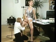 Classical German Office Fuck
