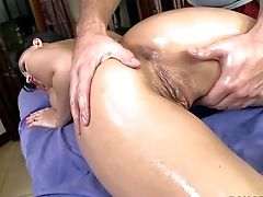 Eva Angelina Is Riskily Sexy. Utter Assets Rubdown And Then