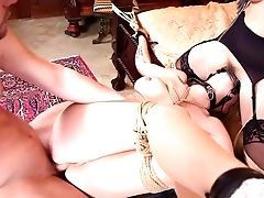 Exceptionally Voracious Whorish Zoey Monroe Gets Ferociously Analfucked